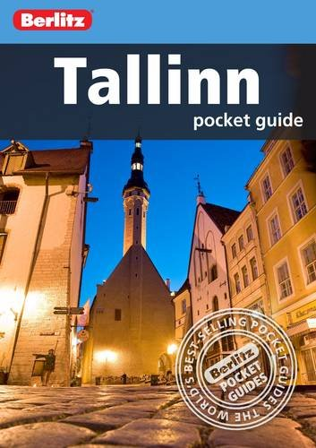 Berlitz: Tallinn Pocket Guide (Berlitz Pocket Guides)