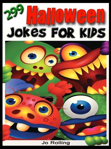 299 Halloween Jokes for Kids! Short, Funny, Clean and Corny Monster Kid's Jokes]()