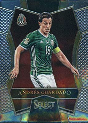 57d32ba11a1 Amazon.com  2016 Panini Select Mezzanine  130 Andres Guardado Mexico ...