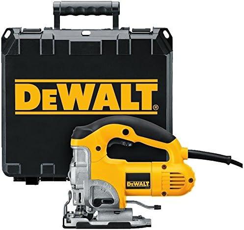 DEWALT Jig Saw, Top Handle, 6.5-Amp DW331K