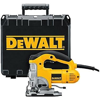 DEWALT DW331K 6.5 Amp Top Handle Jig-Saw