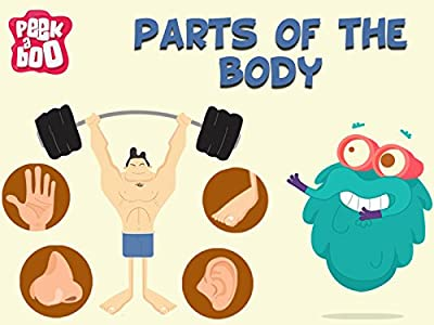 Parts Of The Body The Dr. Binocs Show Educational Videos For Kids