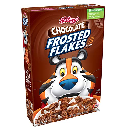 Kellogg's Chocolate Chocolate Frosted Flakes, 13.7 Ounce (Pack of 16) by Kellogg's (Image #7)