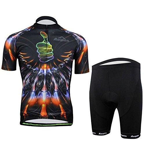 Bazaar Vêtements de Cyclisme 3d sportwear vélo costume vélo de vélo