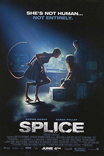 splice-authentic-original-27-x-40-movie-poster