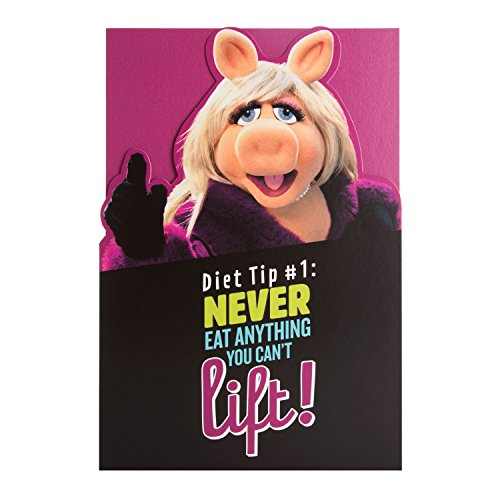 (Hallmark Muppets Birthday Card