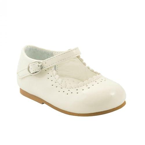 Primeros zapatos para caminar para niña bebé