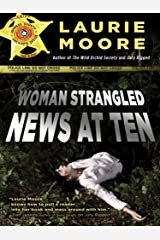 Woman Strangled- News at Ten (Five Star Expressions) Hardcover