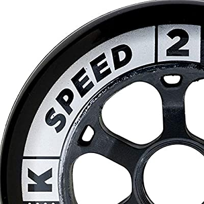 K2 Skate Speed 100 Mm/85A 4-Wheel Pack : Sports & Outdoors