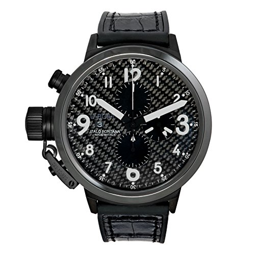 U Boat Flightdeck Chronograph Automatic Mens Watch - Uboat Watches