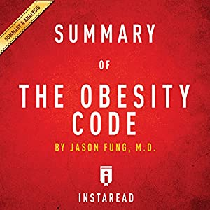 Summary of The Obesity Code: by Jason Fung | Includes Analysis Hörbuch