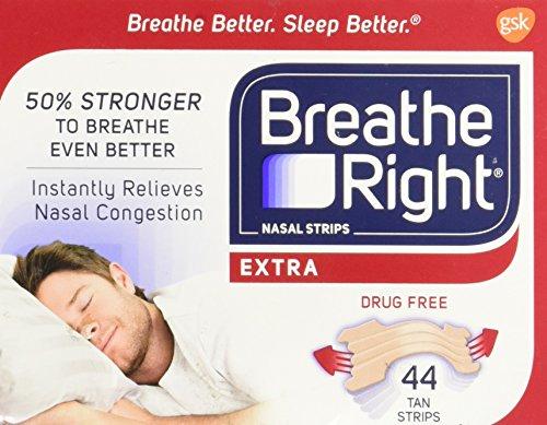 Breathe Right Strips - 7