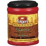 Folgers Hazelnut Coffee, 11.5 Ounce Advantages