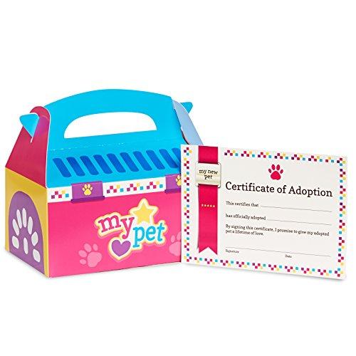 Price comparison product image Super Hero Pet Party Supplies - Pet Carrier Favor Box