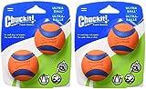 Cheap Petmate 17020 2″ Small Orange Chuckit!® Ball Ultra 2 Pack