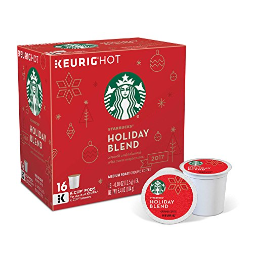 keurig starbucks holiday blend - 7