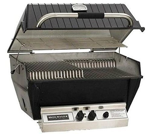 Premium Grill Head (Broilmaster P3SXN Grill Head, Super Premium Natural Gas)
