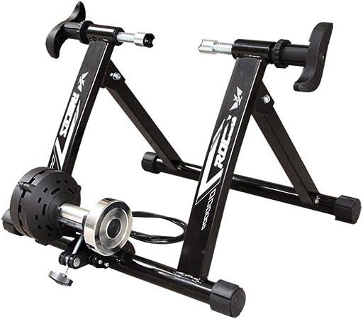 Estante de entrenamiento de bicicletas, rodillo de entrenamiento ...