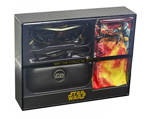 Star Wars Foster Grant Sunglasses Gift Set Boba Fett -