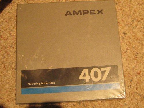 (AMPEX Mastering Audio Tape)