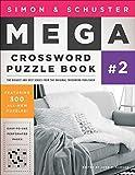 Best Simon & Schuster Dictionaries - Simon & Schuster Mega Crossword Puzzle Book #2 Review