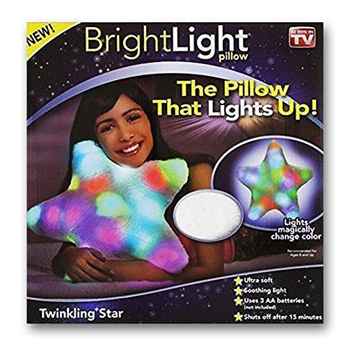 Bright Pillow As Seen TV