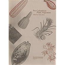 Pre-Columbian Plant Migration