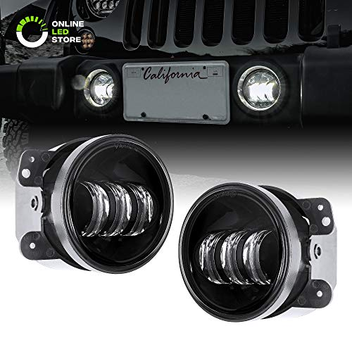 jeep cherokee driving lights - 3
