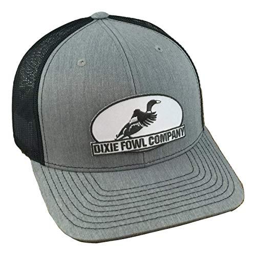Dixie Fowl Co Signature Duck Logo - Adjustable Cap