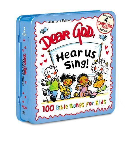 Dear God Hear Us Sing: 100 Bible songs for Kids by St. John's Childrens Choir by Madacy Special Mkts