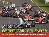 Autocourse 2018 Grand Prix Calendar