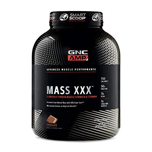 GNC AMP Mass XXX