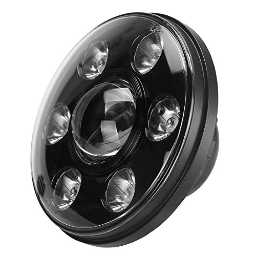 7 inch round projector headlights - 9