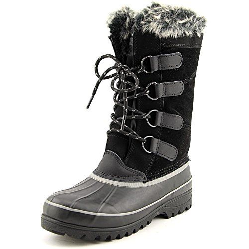 Snow Boots Khombu Winter Weather Black Women's Rated North Thermolite Star 8xdFR0qw