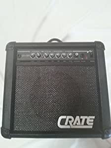 crate gx 15r electric guitar amplifier musical instruments. Black Bedroom Furniture Sets. Home Design Ideas