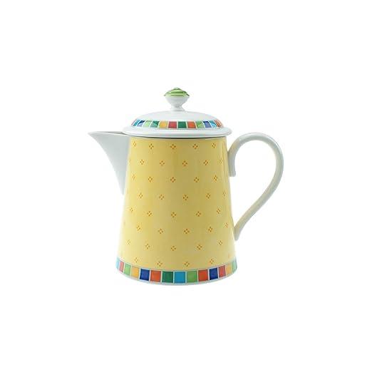 Villeroy & Boch Twist Alea Limone Cafetera, 1.25 litros ...