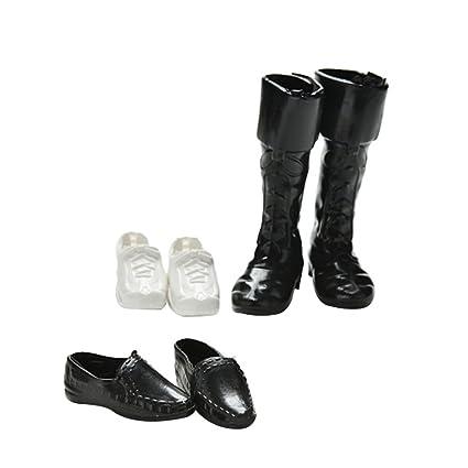Majglge Sneakers 3 Cuspide Paia Cm 30 5 Bambola Simulazione Principe ARL5j4