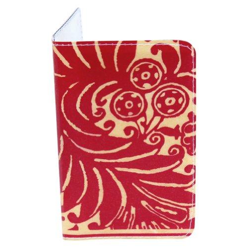 Pink Fern Dell Gift Card Holder & Wallet