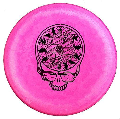 Gateway Band Stamp Wizard Disc Golf Putter ()
