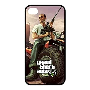 Grand Theft Auto Fashion Case Cover for iPhone 4 4s