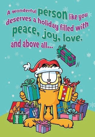 Pack of 10 Boxed Christmas Cards & 10 Designed Envelopes - Holiday Cheer, Artwork by Paws, INCTM (Leanin Tree Boxed Cards)