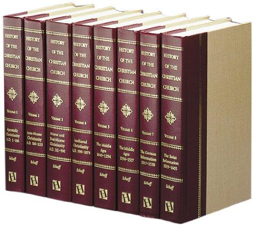 History of the Christian Church, 8 vols.