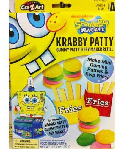 Spongebob Squarepants Krabby Patty Refill product image
