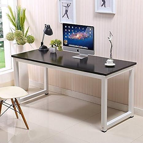 Wth minimalista para ordenador PC portátil estudio mesa oficina escritorio estación de trabajo para estudio oficina en casa: Amazon.es: Oficina y papelería