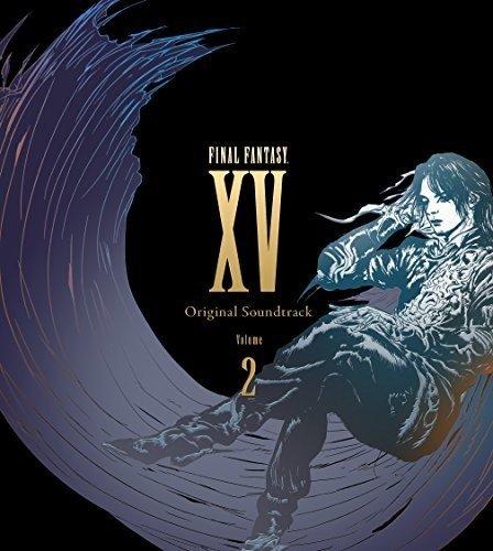 CD : Game Music - Final Fantasy 15 Original Soundtrack Volume 2 (Japan - Import, 5PC)
