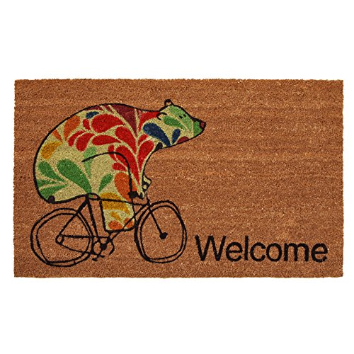Calloway Mills 122022436 Bear Fun Doormat, 24