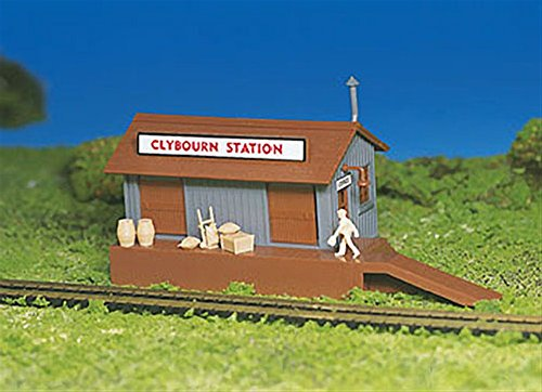 Bachmann Trains BAC45171 45171 Freight Station Kit HO