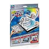 Crayola Disney Color Alive 2.0 Frozen Book