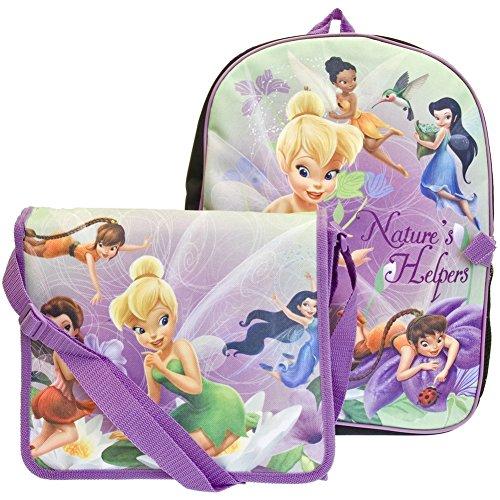 Backpack Graphic Fairy (Disney Fairies - Natures Helper Medium Backpack & Case)