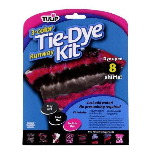 Tulip 3 Color Runway Tie Dye Kit by Tulip